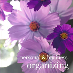 personal & business organizing